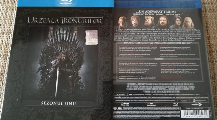 Sezonul 1 din Game of Thrones recenzie