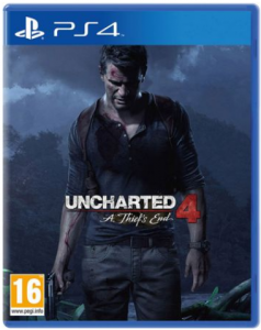 Joc aventura uncharted 4 a thiefs end