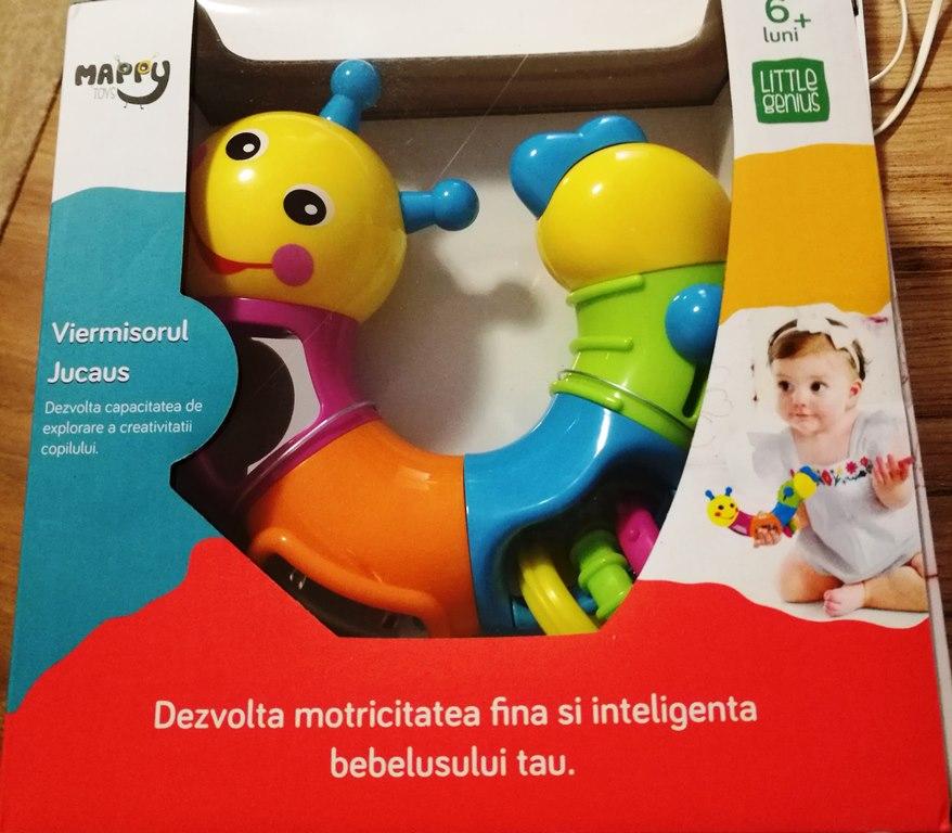 recomandari jucarii copilasi 6 luni