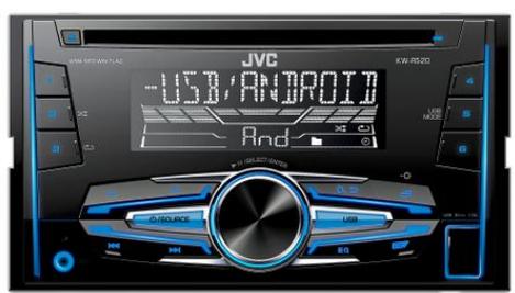 un radio cd jvc bun pentru masina