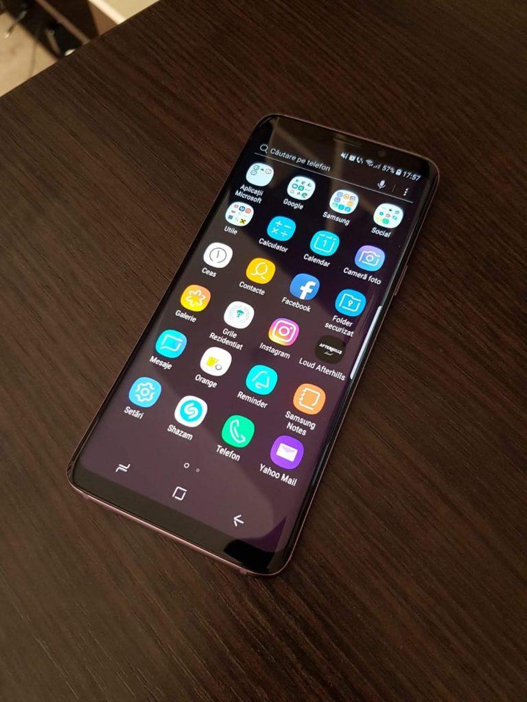 recenzie s9 cum este telefonul