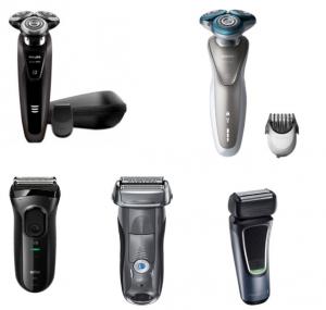alegerea unui aparat electric de barbierit bun