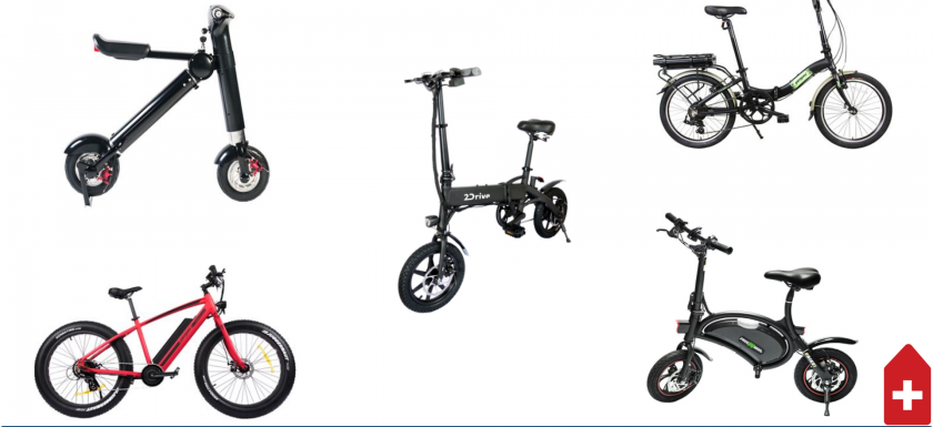 biciclete electrice performante de uz urban autonomie mare