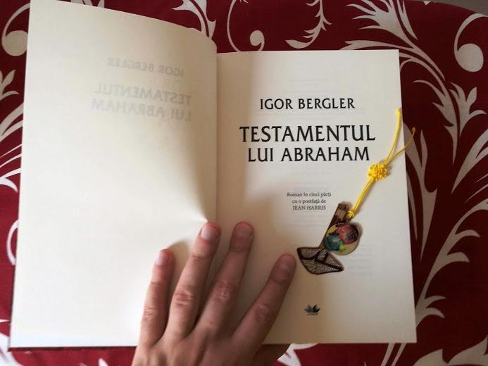testamentul lui Abraham igor bergler recenzie