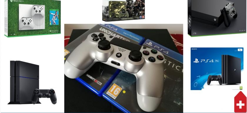 care sunt cele mai bune console de gaming