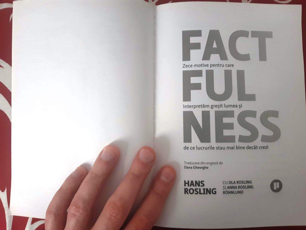 de ce ati putea citi cartea factfulness