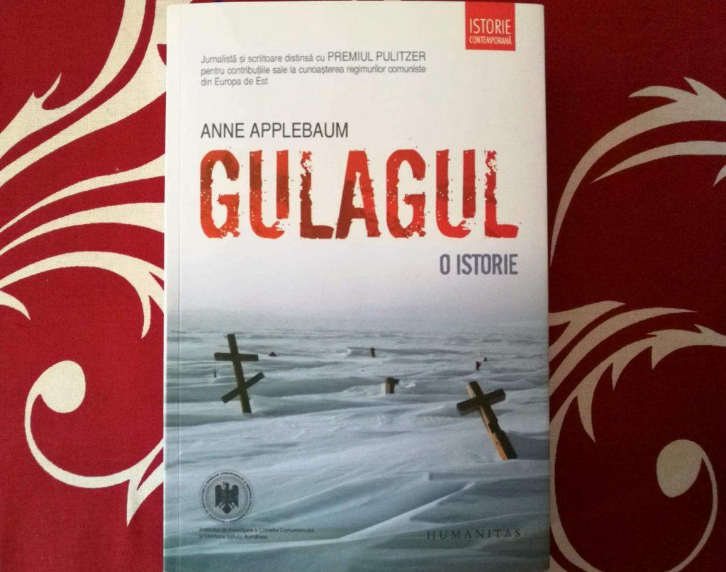 carte istorie gulagul applebaum