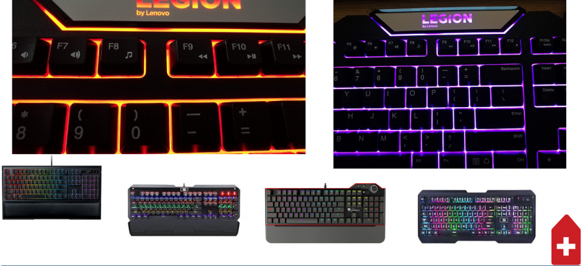 top 10 tastaturi de gaming pc