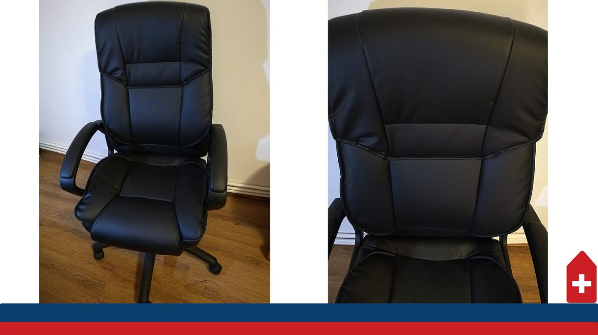 Recenzie scaun directorial de birou Skay B113 Super confort