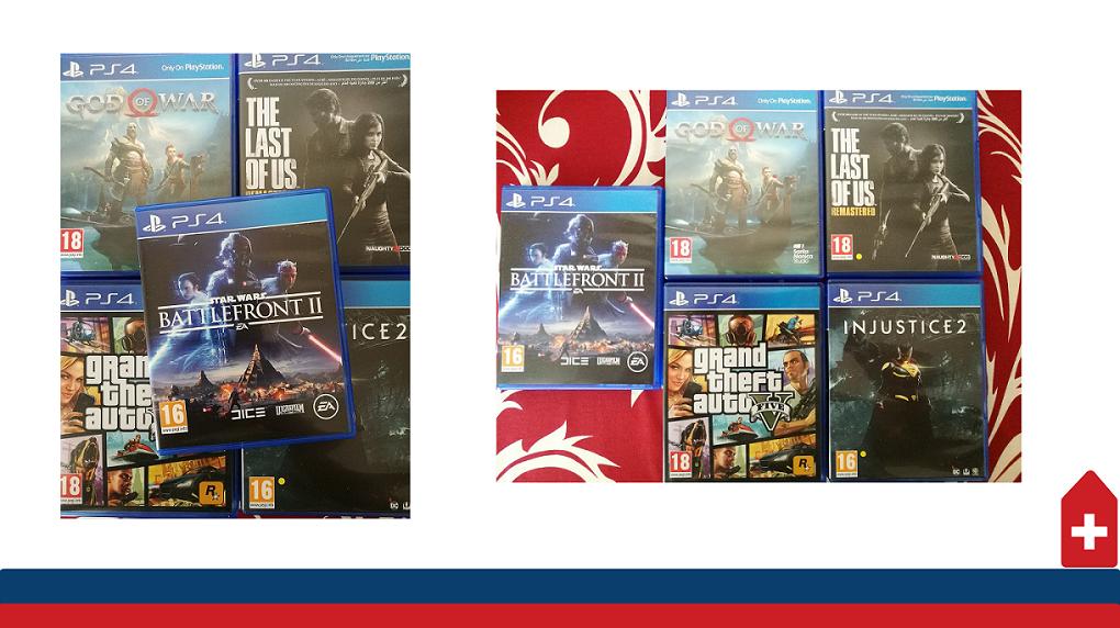 Top 5 jocuri faine de relaxare PlayStation 4