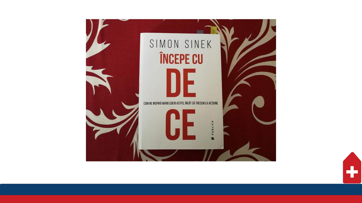 Recenzie carte Incepe cu De ce de Simon Sinek