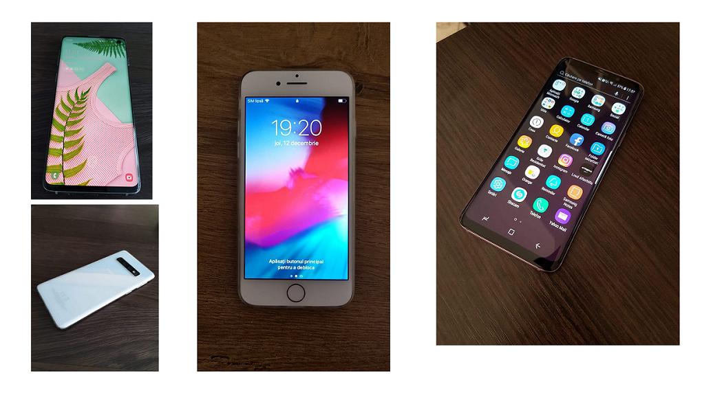 Cautam cele mai bune telefoane mobile inteligente