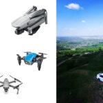 unde gasim o drona pentru video