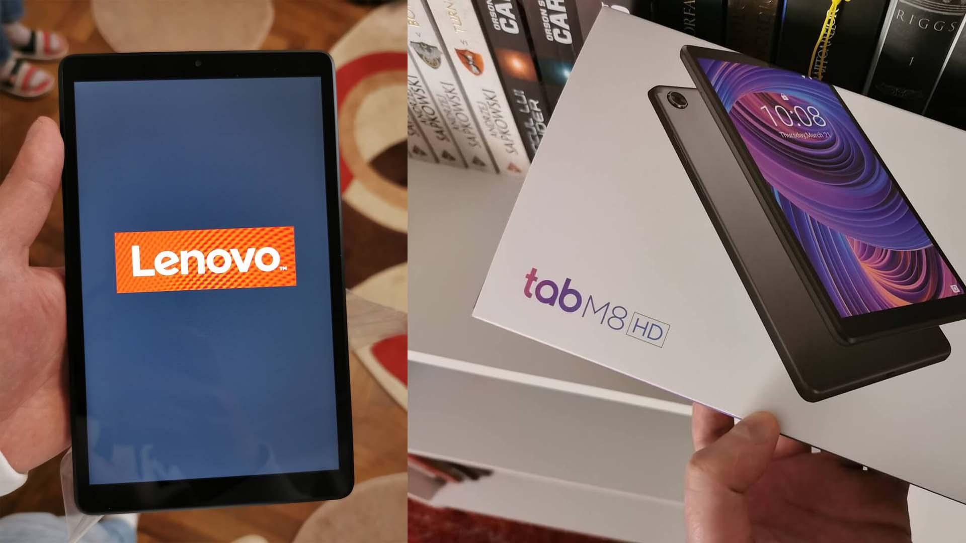 Recenzie tableta Lenovo Tab M8
